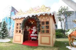 Santa's Den