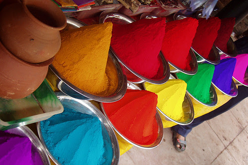 United colours of India