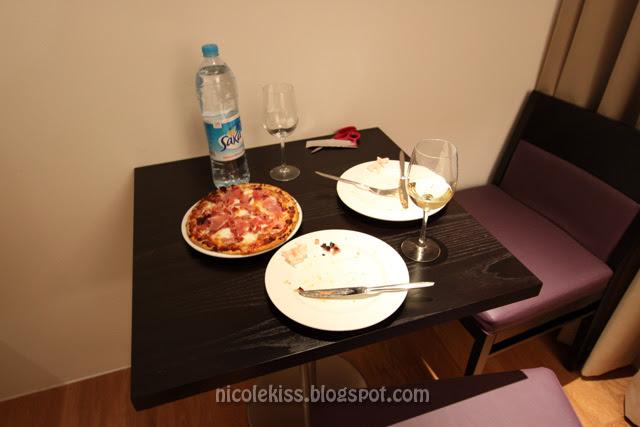 takeaway dinner