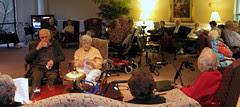 Mom Baird in Retirement at 96 - 1 of 4 mom-bai...