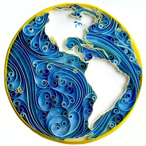 Quilled-Hemisphere