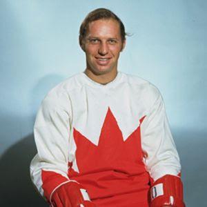 Dennis Hull Canada 1972