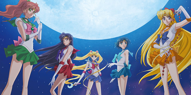 Pretty Guardian Sailor Moon Crystal épisode 1 Club Shôjo