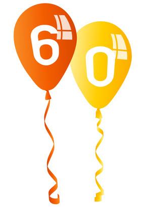 Glückwünsche Zum 60 Geburtstag