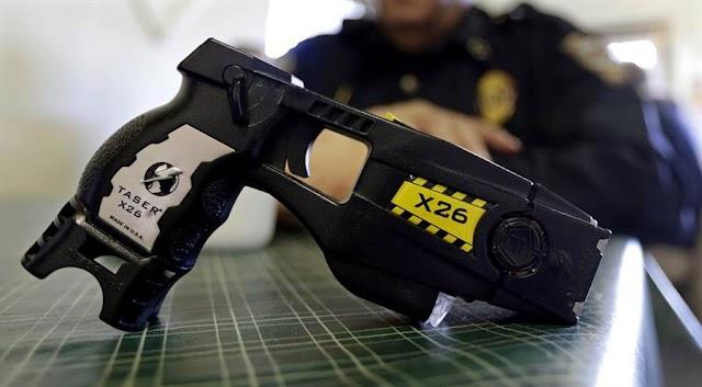 【話.時話】電槍功能與結構 對人體產生的傷害