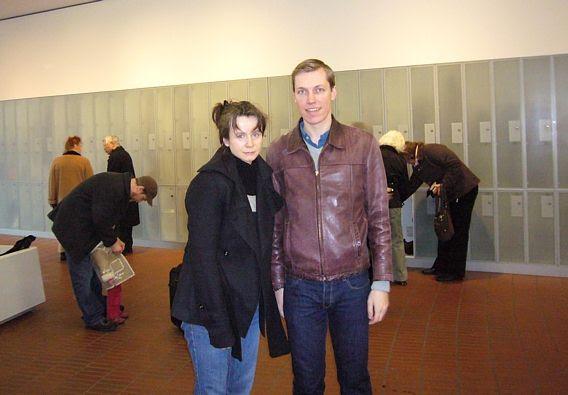Emily Watson und ich
