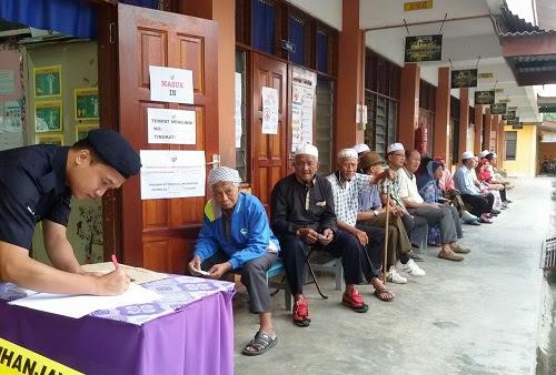 Najib sukses bertemu Trump, PRU 14 bulan November?