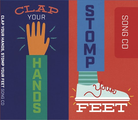 Song Lyrics Clap Your Hands Stomp Your Feet