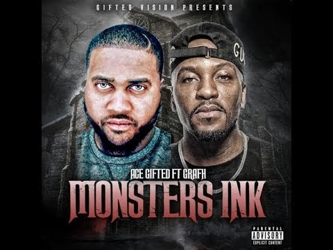"""Ace Gifted Ft. Grafh """"Monsters Ink"""" Video"""
