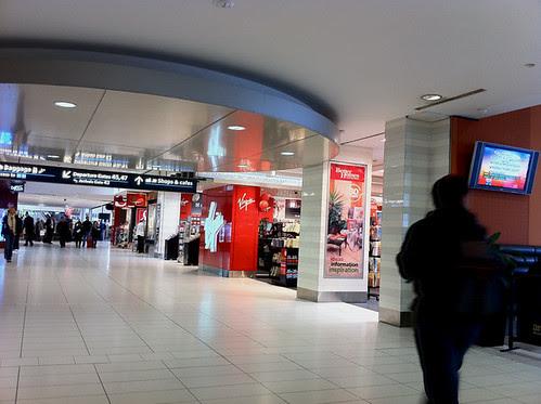 Sydney Domestic Airport