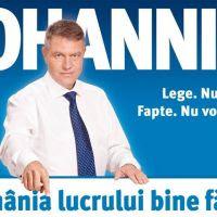 Klaus Iohannis Romania lucrului bine facut