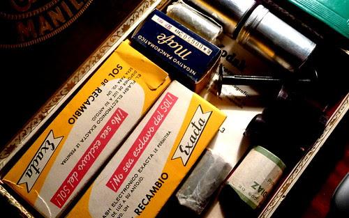 La vieja caja de tabaco: 1959
