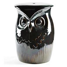Owl Garden Stool at Kirkland's