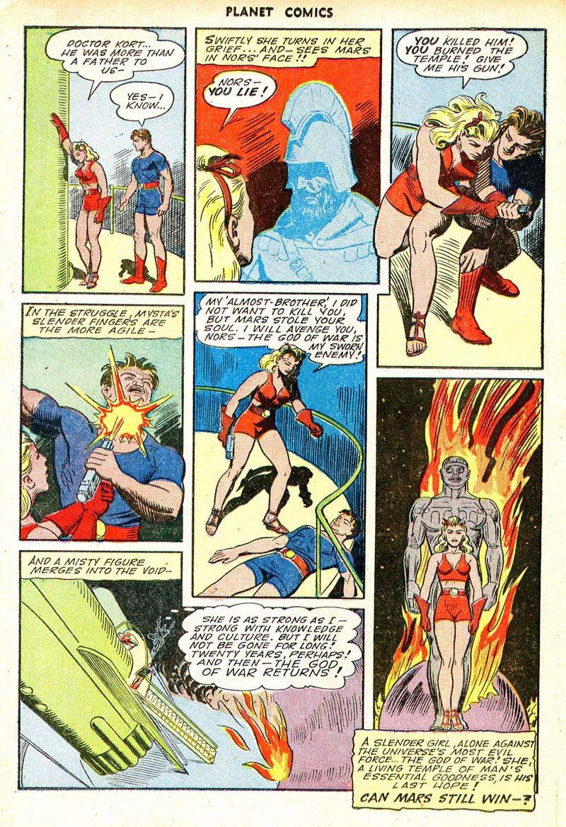 Planet Comics 35 - Mysta (March 1945) 08