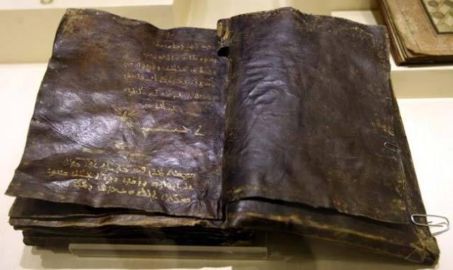 Descoberta Bíblia de mais de 1.500 anos, que diz que Jesus não foi crucificado