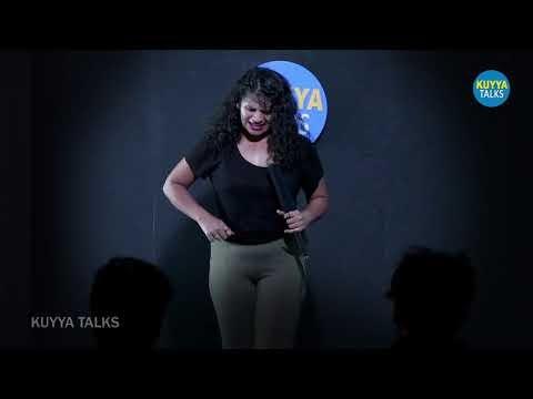 ROMANC IN THEATRE (Ft:Prathyusha maggie)    Telugu standup comedy    Kuyya Talks
