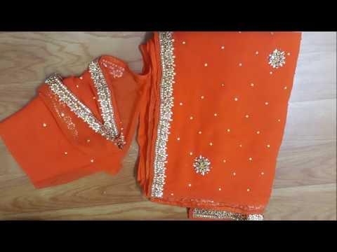 blouse design 2020 बहुत खूबसूरत और आसान blouse design लोग देखते रह जाएंग...