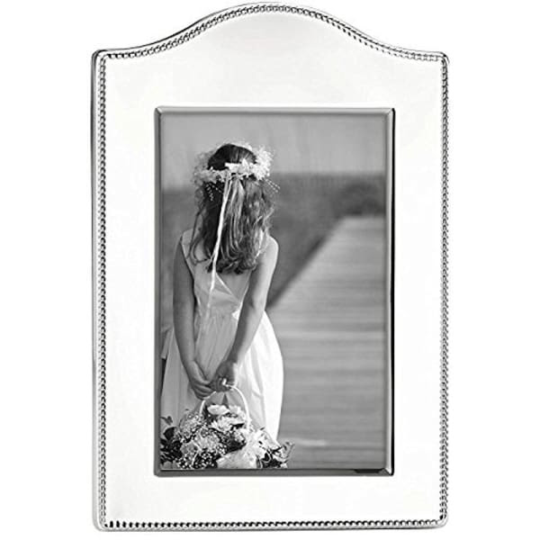 Giftware Gallery Reed Barton Lyndon Curved 5x7 Picture Frame
