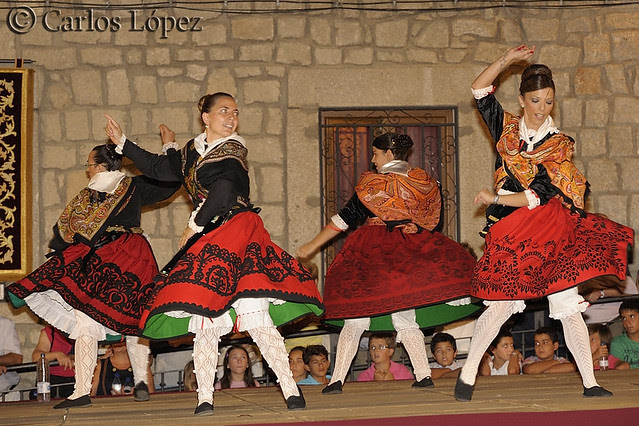 Baile regional 14