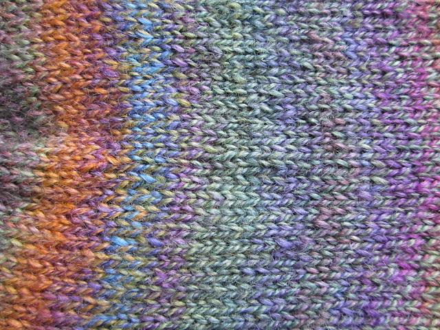 handspun nettle sock wip (3)