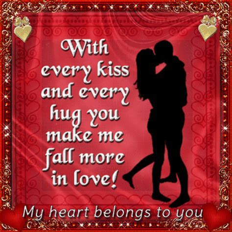 My Heart Belongs To You! Free Madly in Love eCards