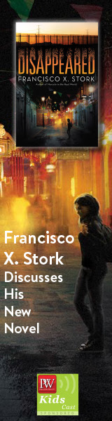 PW KidsCast: A Conversation with Francisco X. Stork