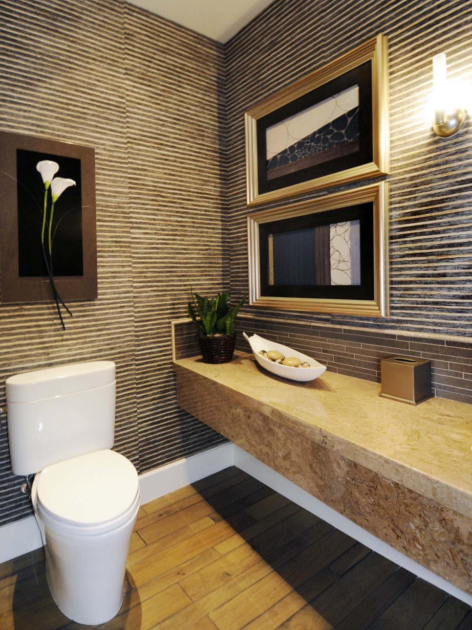 Half Baths and Powder Rooms   HGTV