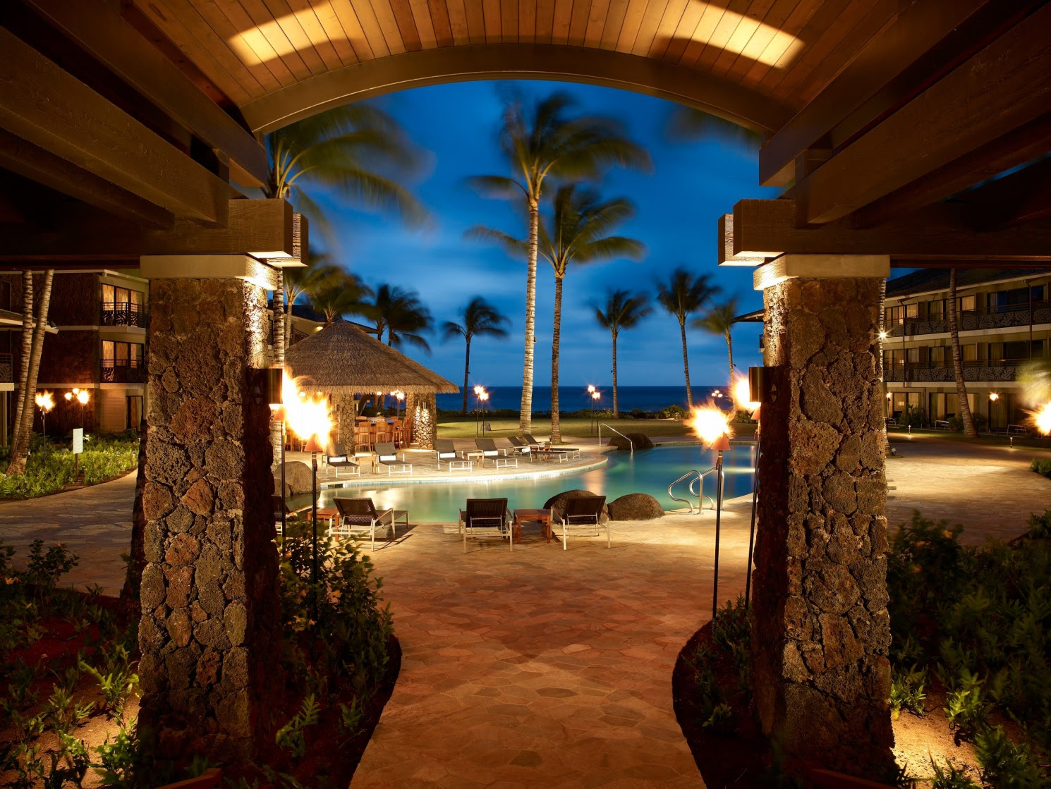 Hunger Games in Hawaii The Islands Most Glorious Hotels
