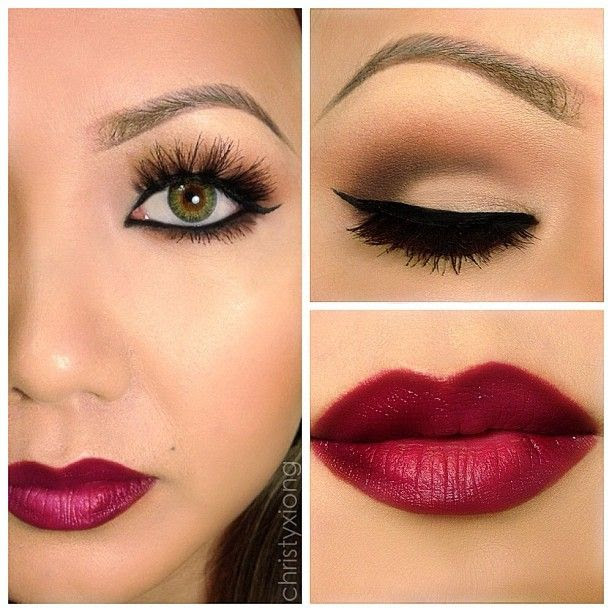 fall lips- MAC Rebel