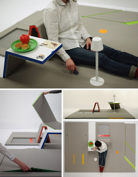 7 Wonders: 15 (More!) Flat-Pack Furniture Designs & Ideas