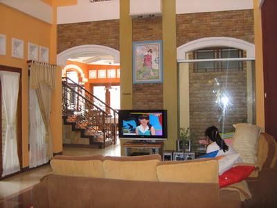Indonesian Modern Interior Home Design