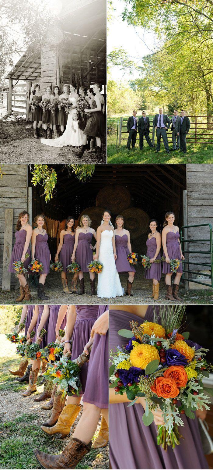 Wedding Theme - FALL RUSTIC Wedding Ideas #2147892 - Weddbook