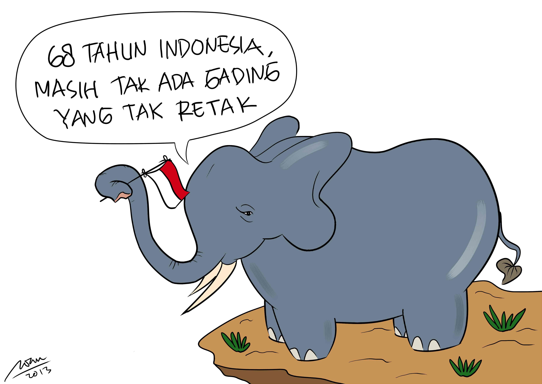 66+ Gambar Kartun Hewan Langka Di Indonesia Gratis Terbaru