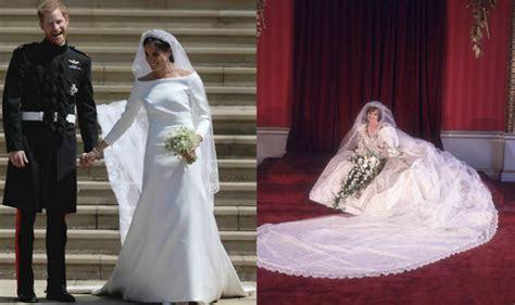 Princess Diana would APPROVE of Meghan Markle dress