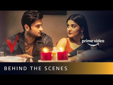 Amazon Prime Video gives fans a glimpse into the making of the romantic song Vasthunna Vachestunna from the upcoming Nani and Sudheer Babu-starrer 'V'