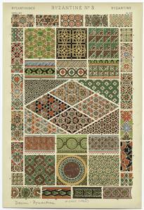 [Byzantine designs.] Digital ID: 818869. New York Public Library