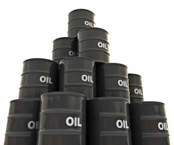 Oil eases, but Iran sanctions keep Brent above $80 a barrel