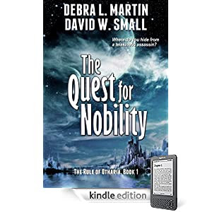 The Quest for Nobility (A Fantasy Adventure) (The Rule of Otharia series)