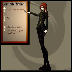 vampire nation monet character sheet  aesthetic defile