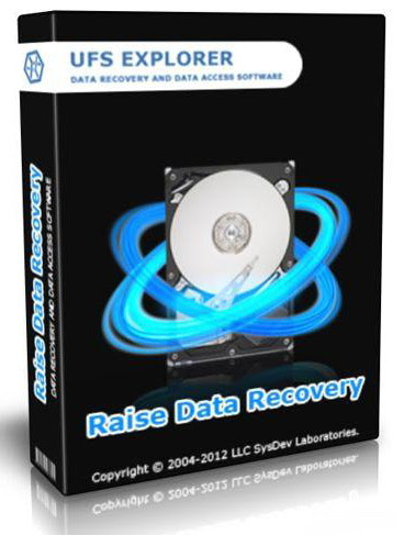 Raise Data Recovery for FAT / NTFS 5.7