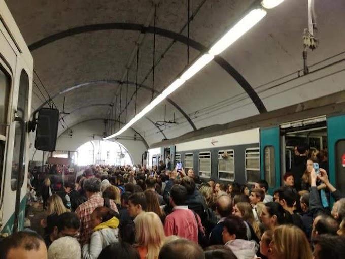 Ferrovia Roma Nord, treno guasto alla Giustiniana: scoppia il caos