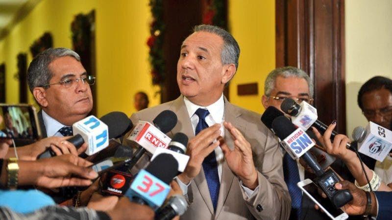 Ministro Administrativo de la Presidencia.