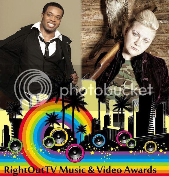 RightOutTV Music & Video Awards 2014 - D'Lance & Megan Lane photo ROTVMVA2014_MeganL_DLanceJ_zps17b10d6f.jpg