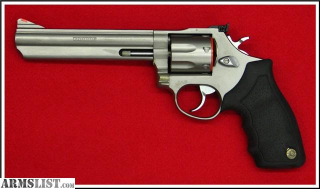 """ARMSLIST - For Sale: Taurus Model 66 Stainless 6"""" Absolutely New Stock"""