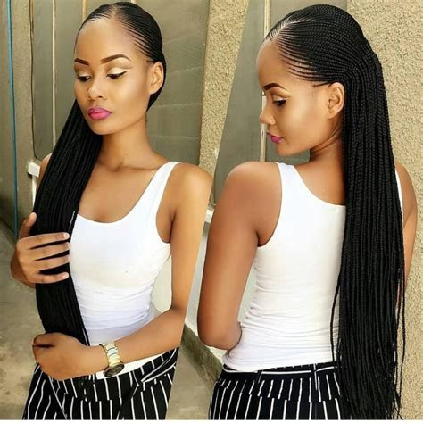 What?s not to love about these 30 Cornrow Braids