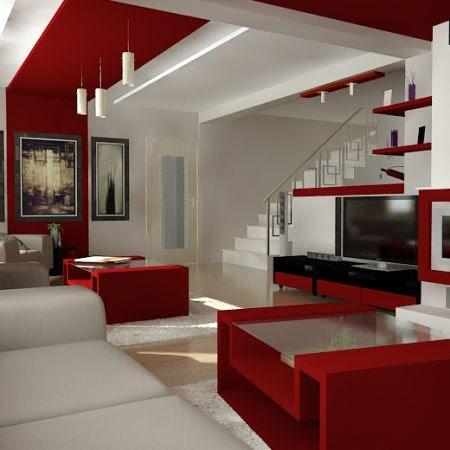 Interior Design  Office on Design Interior Living