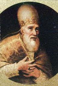 ST. POPE SYLVESTER I
