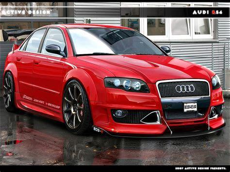 Audi RS4 technical details, history, photos on Better Parts LTD