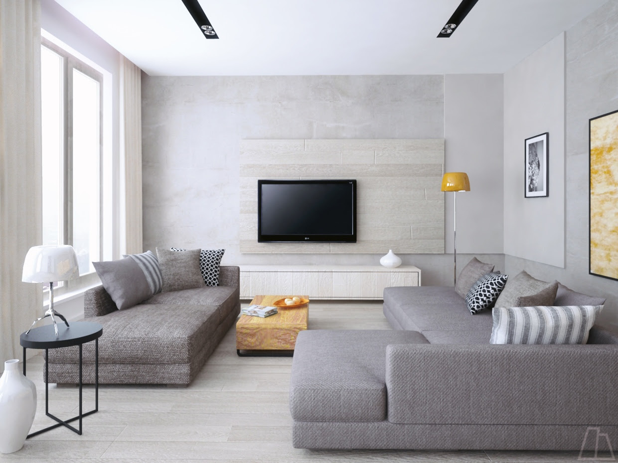 26 Living Rooms that Put a Unique Spin on What Modern Means