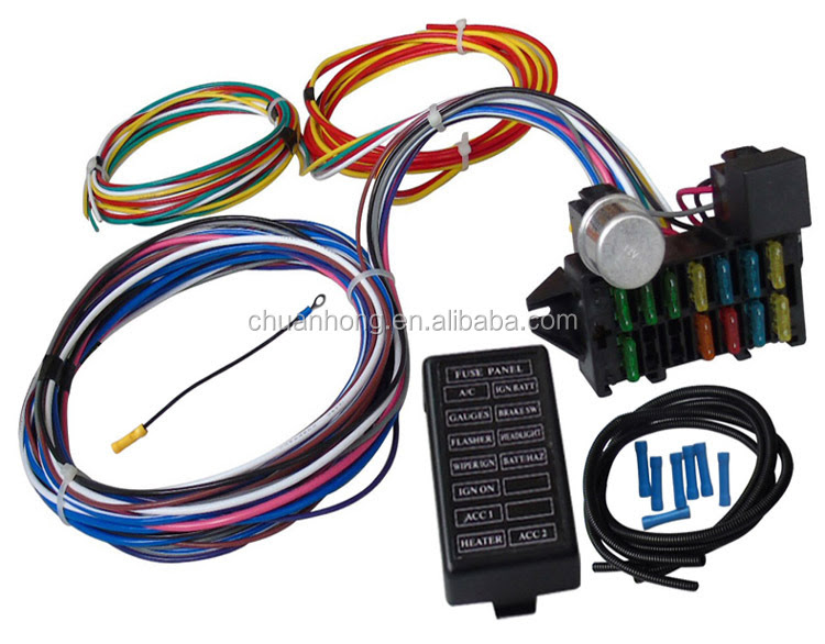 Ford Wiring Harnes Repair Part